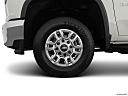 2020 Chevrolet Silverado 2500HD LT, front drivers side wheel at profile.