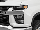 2020 Chevrolet Silverado 2500HD LT, drivers side headlight.