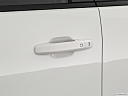 2020 Chevrolet Silverado 2500HD LT, drivers side door handle.