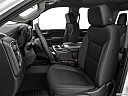 2020 Chevrolet Silverado 2500HD LT, front seats from drivers side.
