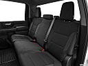 2020 Chevrolet Silverado 2500HD LT, rear seats from drivers side.
