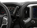 2020 Chevrolet Silverado 2500HD LT, gear shifter/center console.