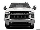 2020 Chevrolet Silverado 2500HD LT, low/wide front.