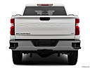2020 Chevrolet Silverado 2500HD LT, low/wide rear.