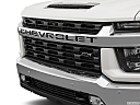 2020 Chevrolet Silverado 2500HD LT, close up of grill.