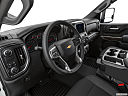 2020 Chevrolet Silverado 2500HD LT, interior hero (driver's side).
