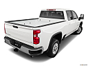 2020 Chevrolet Silverado 2500HD LT, rear 3/4 angle view.