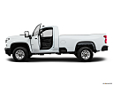 2020 Chevrolet Silverado 3500HD WT, driver's side profile with drivers side door open.