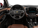 2020 Chevrolet Traverse High Country, steering wheel/center console.
