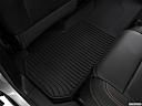 2020 Chevrolet Traverse RS, rear driver's side floor mat. mid-seat level from outside looking in.