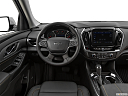 2020 Chevrolet Traverse RS, steering wheel/center console.