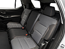 2020 Chevrolet Traverse LS, rear seats from drivers side.