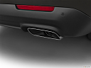 2020 Dodge Challenger R/T, chrome tip exhaust pipe.