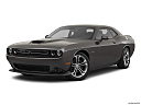 2020 Dodge Challenger R/T, front angle medium view.