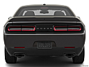2020 Dodge Challenger R/T, low/wide rear.