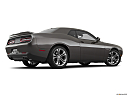2020 Dodge Challenger R/T, low/wide rear 5/8.
