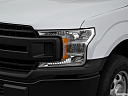 2020 Ford F-150 XL, drivers side headlight.