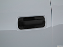 2020 Ford F-150 XL, drivers side door handle.