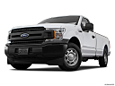 2020 Ford F-150 XL, front angle view, low wide perspective.