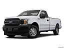 2020 Ford F-150 XL, front angle medium view.