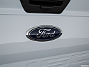 2020 Ford F-150 XL, rear manufacture badge/emblem