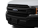 2020 Ford F-150 XL, close up of grill.