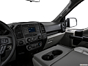 2020 Ford F-150 XL, center console/passenger side.