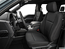 2020 Ford F-150 XLT, front seats from drivers side.