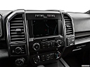 2020 Ford F-150 XLT, driver position view of navigation system.