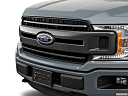 2020 Ford F-150 XLT, close up of grill.