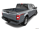 2020 Ford F-150 XLT, rear 3/4 angle view.