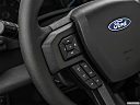 2020 Ford F-150 XLT, steering wheel controls (left side)