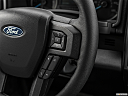2020 Ford F-150 XLT, steering wheel controls (right side)