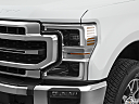 2020 Ford F-250 SD Lariat, drivers side headlight.