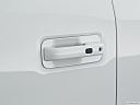 2020 Ford F-250 SD Lariat, drivers side door handle.