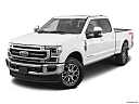 2020 Ford F-250 SD Lariat, front angle view.