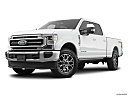 2020 Ford F-250 SD Lariat, front angle medium view.