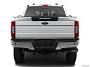 2020 Ford F-250 SD Lariat, low/wide rear.