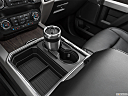 2020 Ford F-250 SD Lariat, cup holder prop (primary).