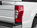 2020 Ford F-250 SD XL, passenger side taillight.