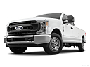 2020 Ford F-250 SD XL, front angle view, low wide perspective.
