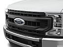 2020 Ford F-250 SD XL, close up of grill.