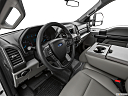 2020 Ford F-250 SD XL, interior hero (driver's side).