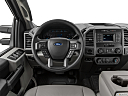 2020 Ford F-250 SD XL, steering wheel/center console.