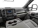 2020 Ford F-250 SD XL, center console/passenger side.