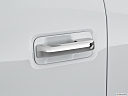 2020 Ford F-350 SD XLT, drivers side door handle.