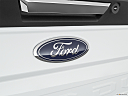 2020 Ford F-350 SD XLT, rear manufacture badge/emblem