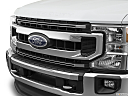 2020 Ford F-350 SD XLT, close up of grill.