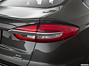 2020 Ford Fusion Hybrid SE, passenger side taillight.