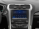 2020 Ford Fusion Hybrid SE, closeup of radio head unit